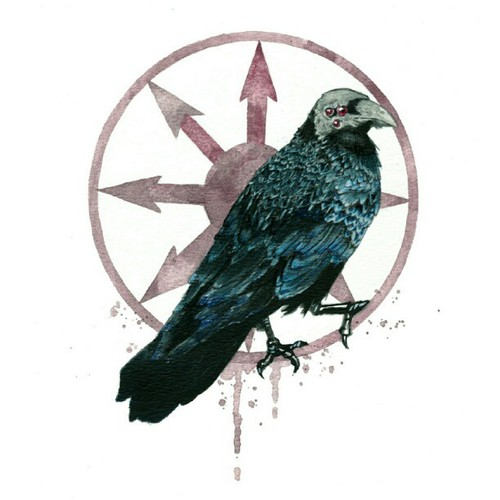 Cuervo símbolo